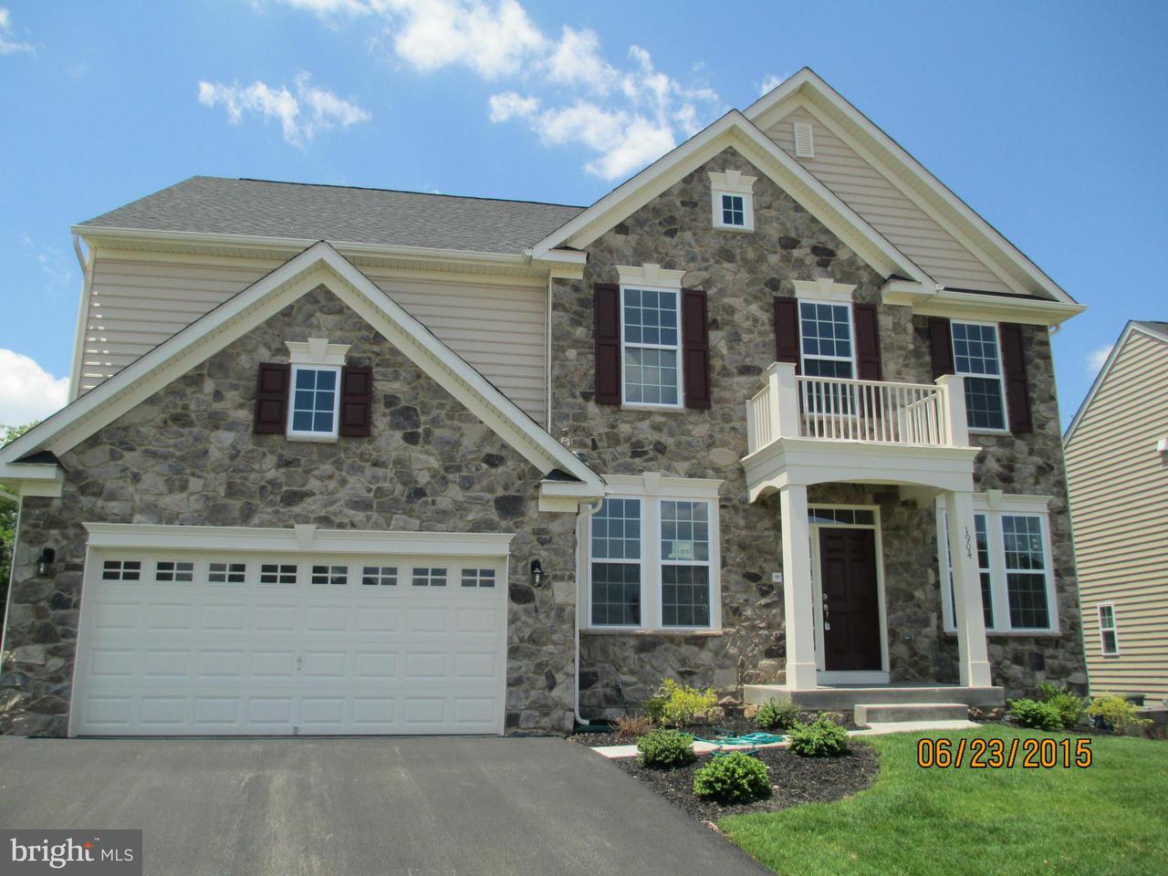 Einfamilienhaus für Verkauf beim 8393 PINE BLUFF Road 8393 PINE BLUFF Road Frederick, Maryland 21704 Vereinigte Staaten