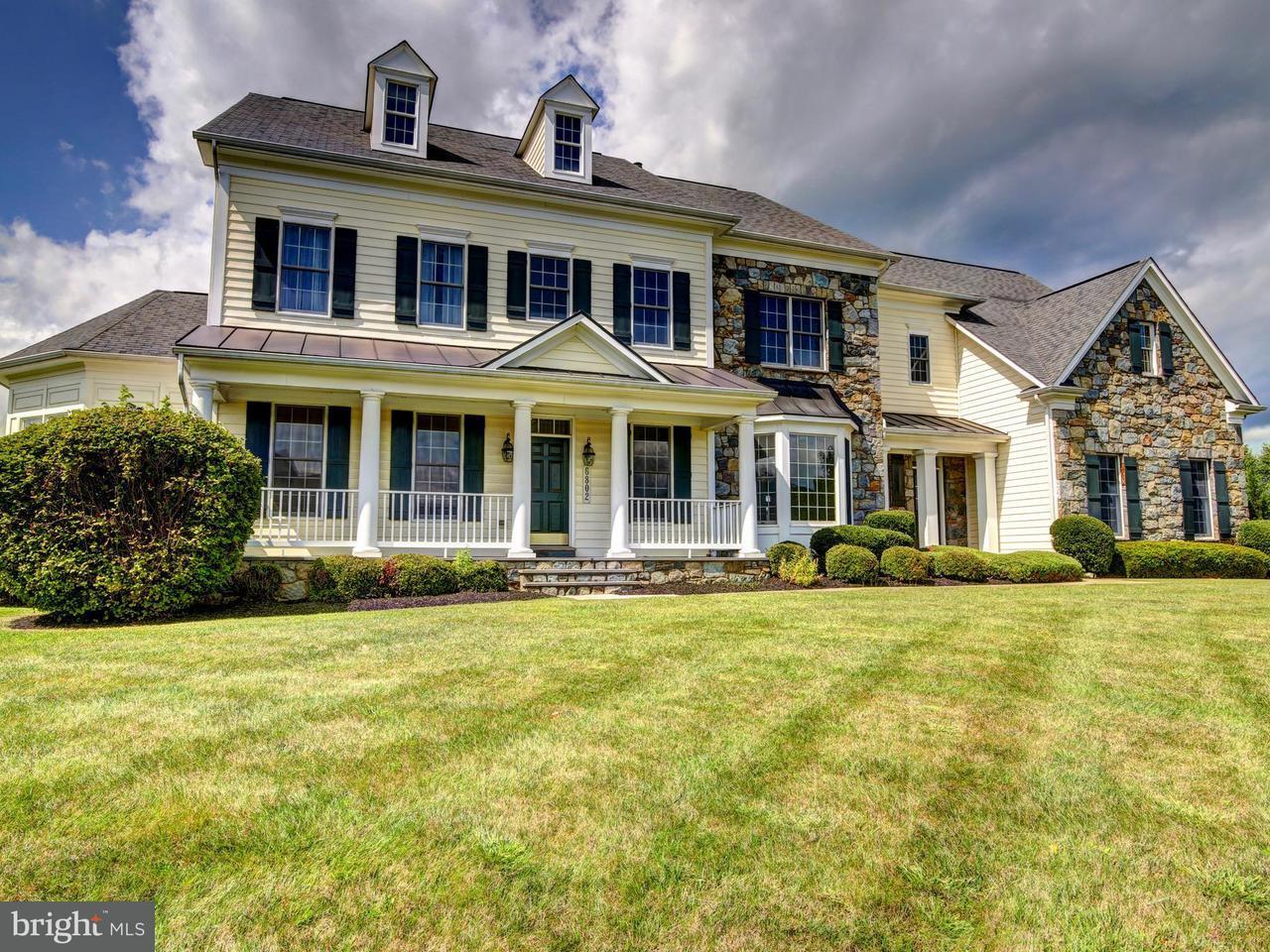 Maison unifamiliale pour l Vente à 6802 SOUTHRIDGE WAY 6802 SOUTHRIDGE WAY Middletown, Maryland 21769 États-Unis