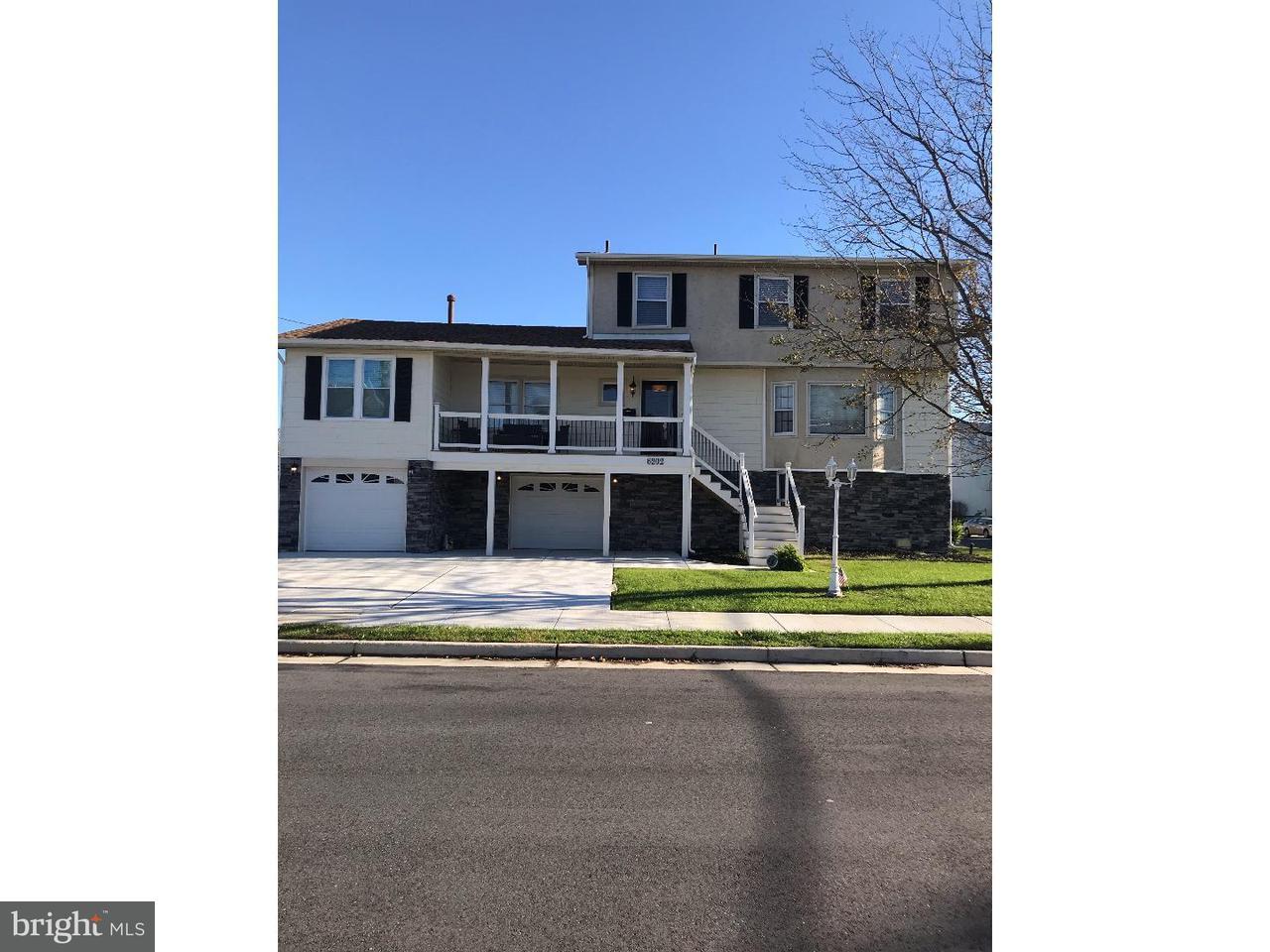 Casa Unifamiliar por un Venta en 6202 FULTON Avenue Ventnor City, Nueva Jersey 08406 Estados Unidos