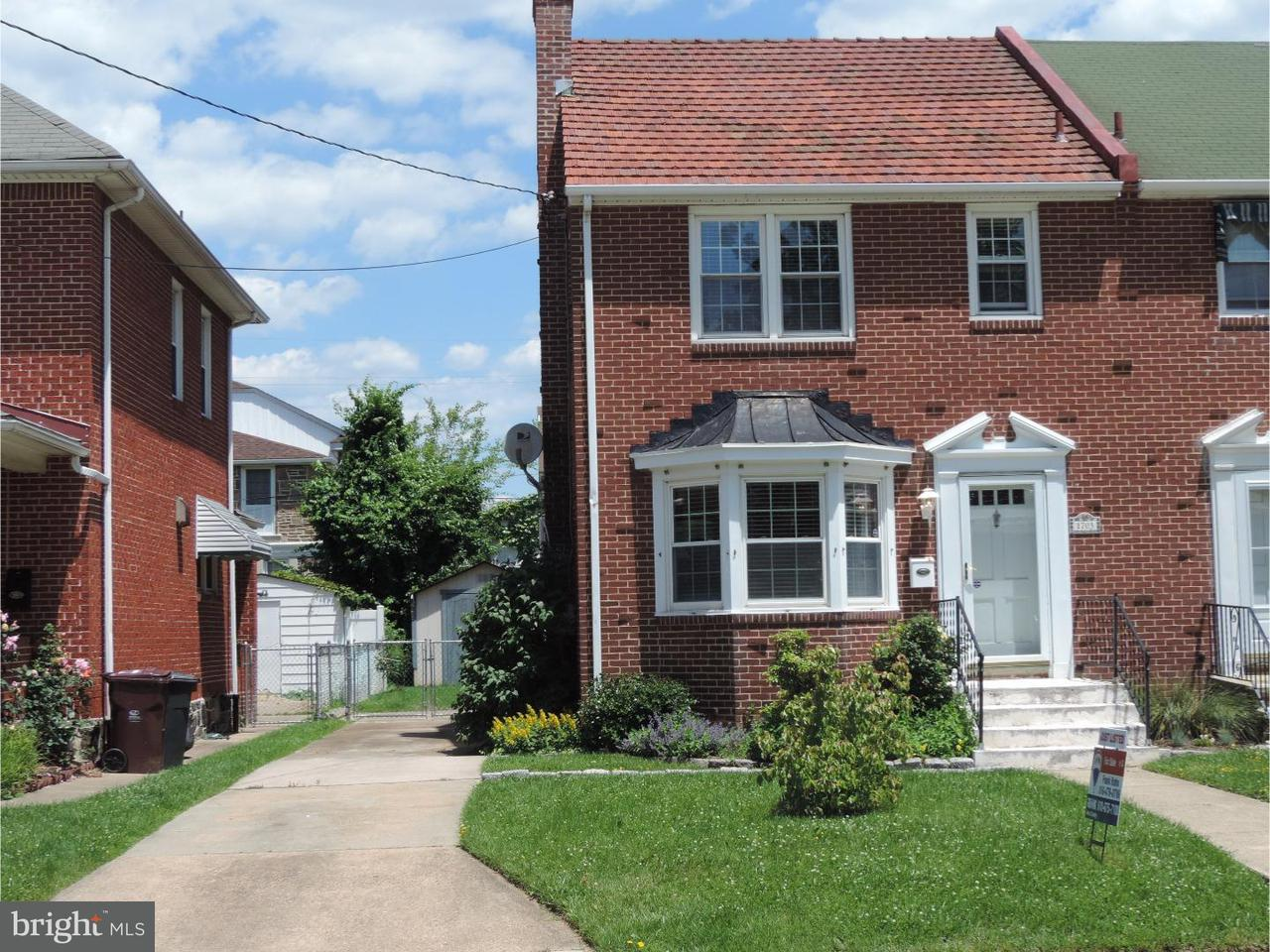 Townhouse for Rent at 1703 ELM Street Wilmington, Delaware 19805 United States