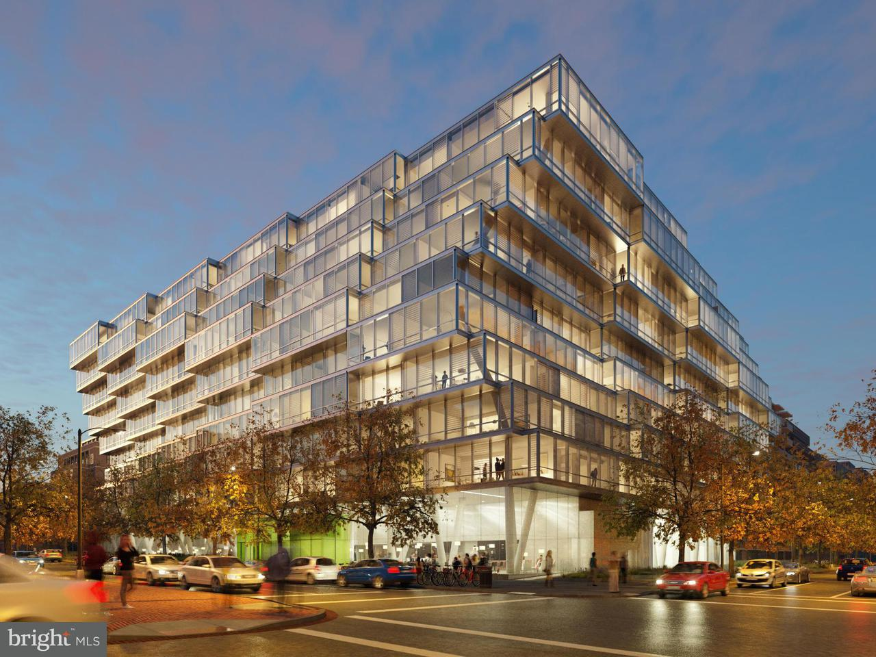 Condominium for Sale at 1111 24TH ST NW #7F 1111 24TH ST NW #7F Washington, District Of Columbia 20037 United States