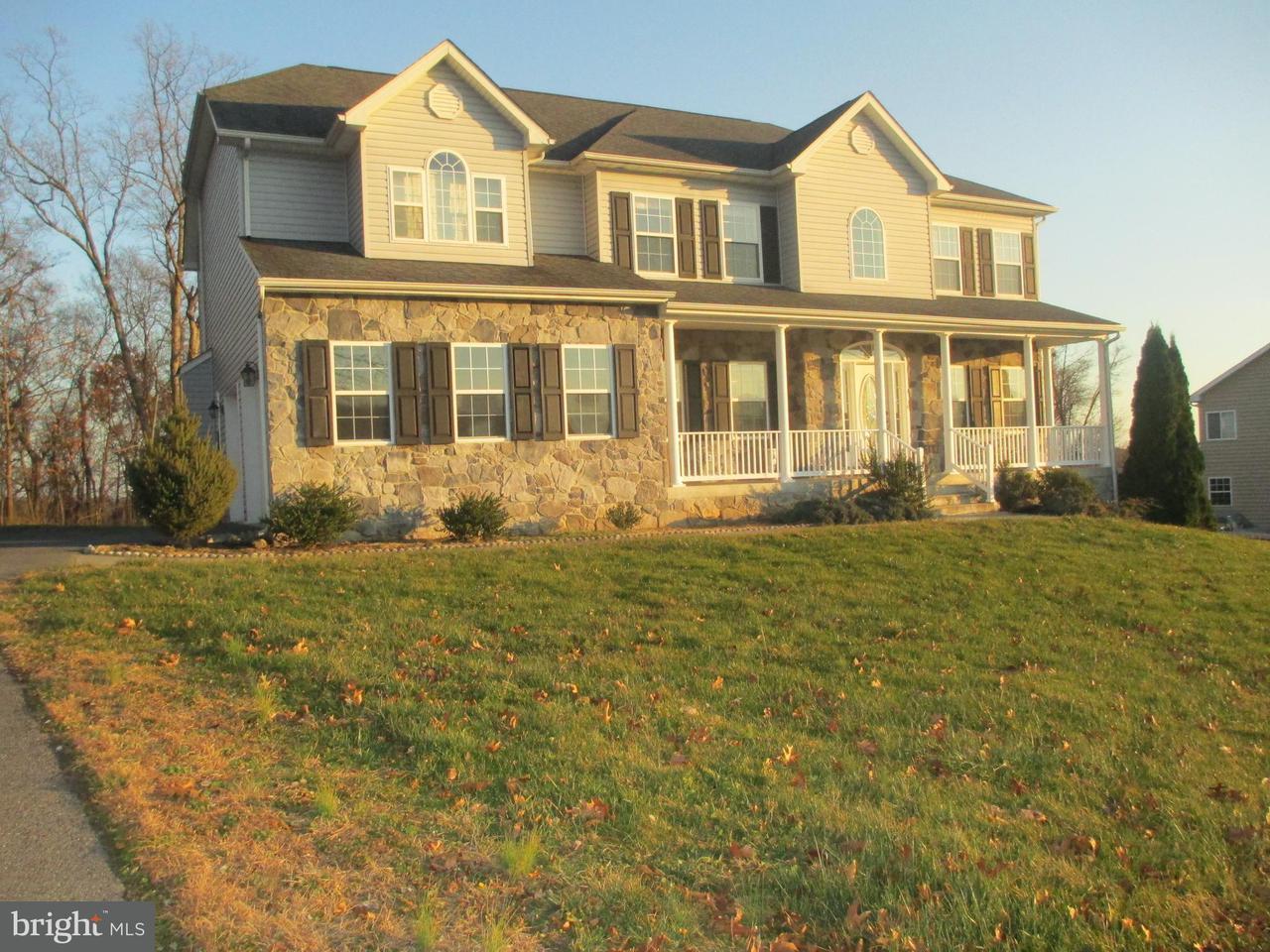 Single Family Home for Sale at 190 Braeburn Drive 190 Braeburn Drive Martinsburg, West Virginia 25403 United States