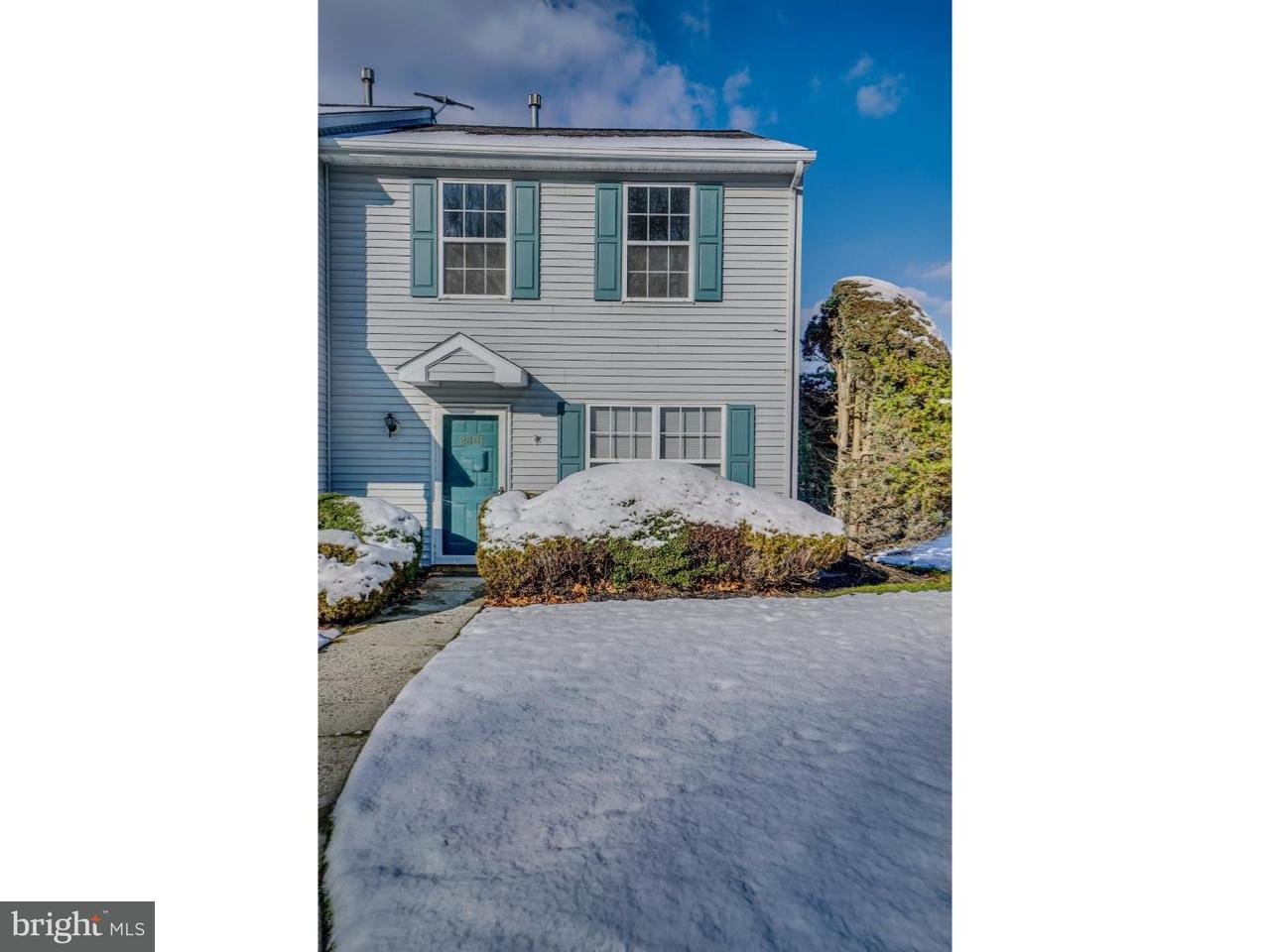 Townhouse for Sale at 2801 TALL PNES Pine Hill, New Jersey 08021 United States