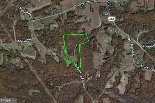 Земля для того Продажа на 13912 MOLLY BERRY Road 13912 MOLLY BERRY Road Brandywine, Мэриленд 20613 Соединенные Штаты