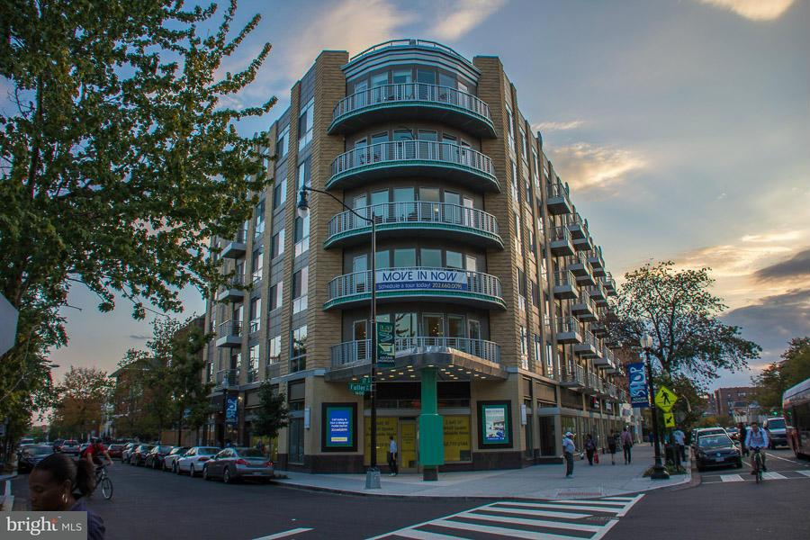 Condominium for Sale at 2550 17th St NW #307 Washington, District Of Columbia 20009 United States
