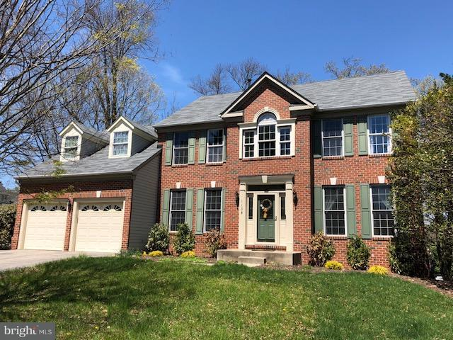 Casa Unifamiliar por un Venta en 1108 VINEYARD HILL Road 1108 VINEYARD HILL Road Catonsville, Maryland 21228 Estados Unidos