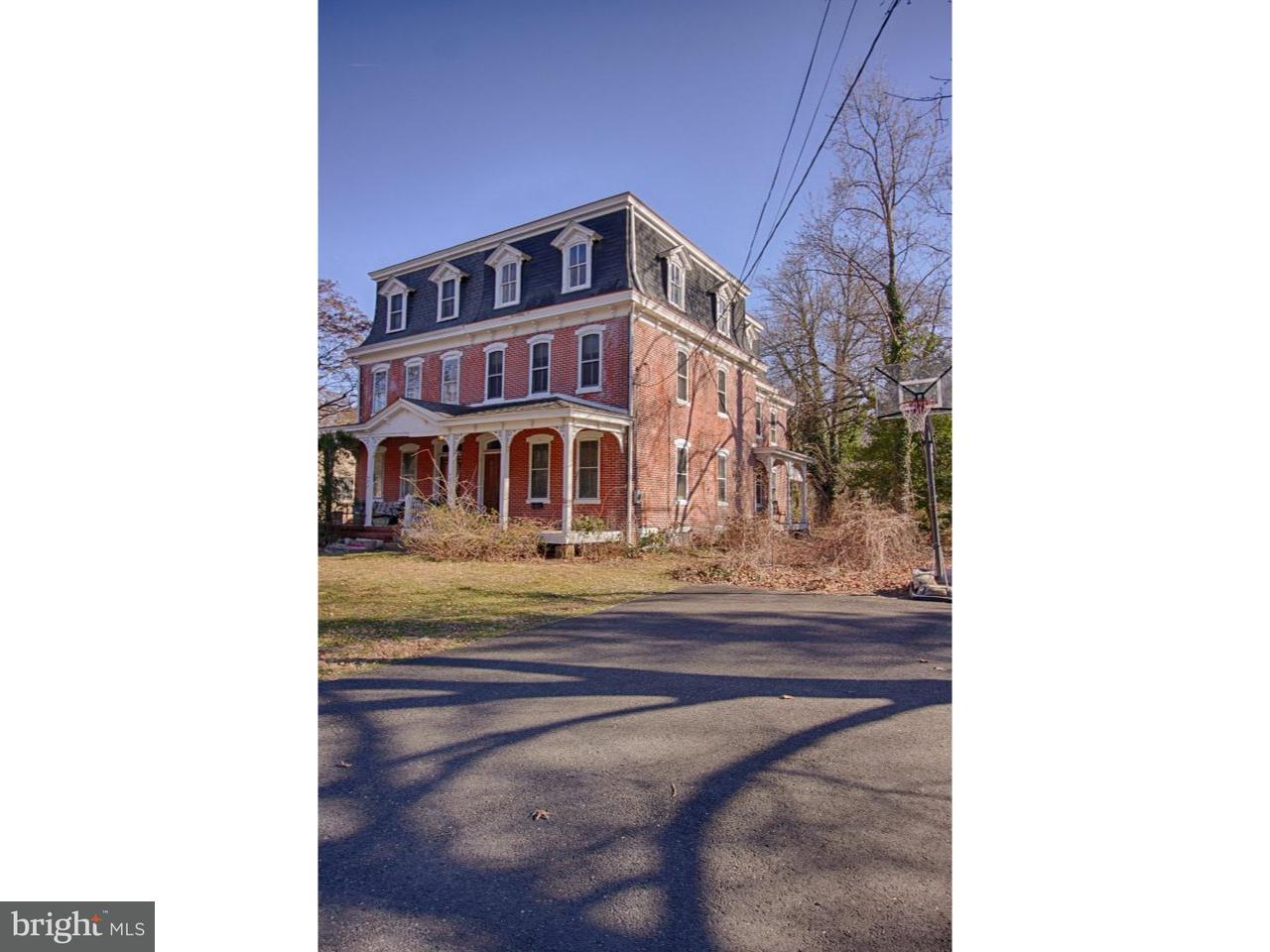 联栋屋 为 销售 在 420 SUMMER Avenue Beverly, 新泽西州 08010 美国