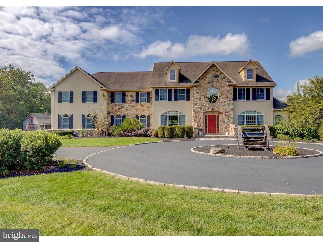Maison unifamiliale pour l Vente à 104 SAWMILL Road Landenberg, Pennsylvanie 19350 États-Unis