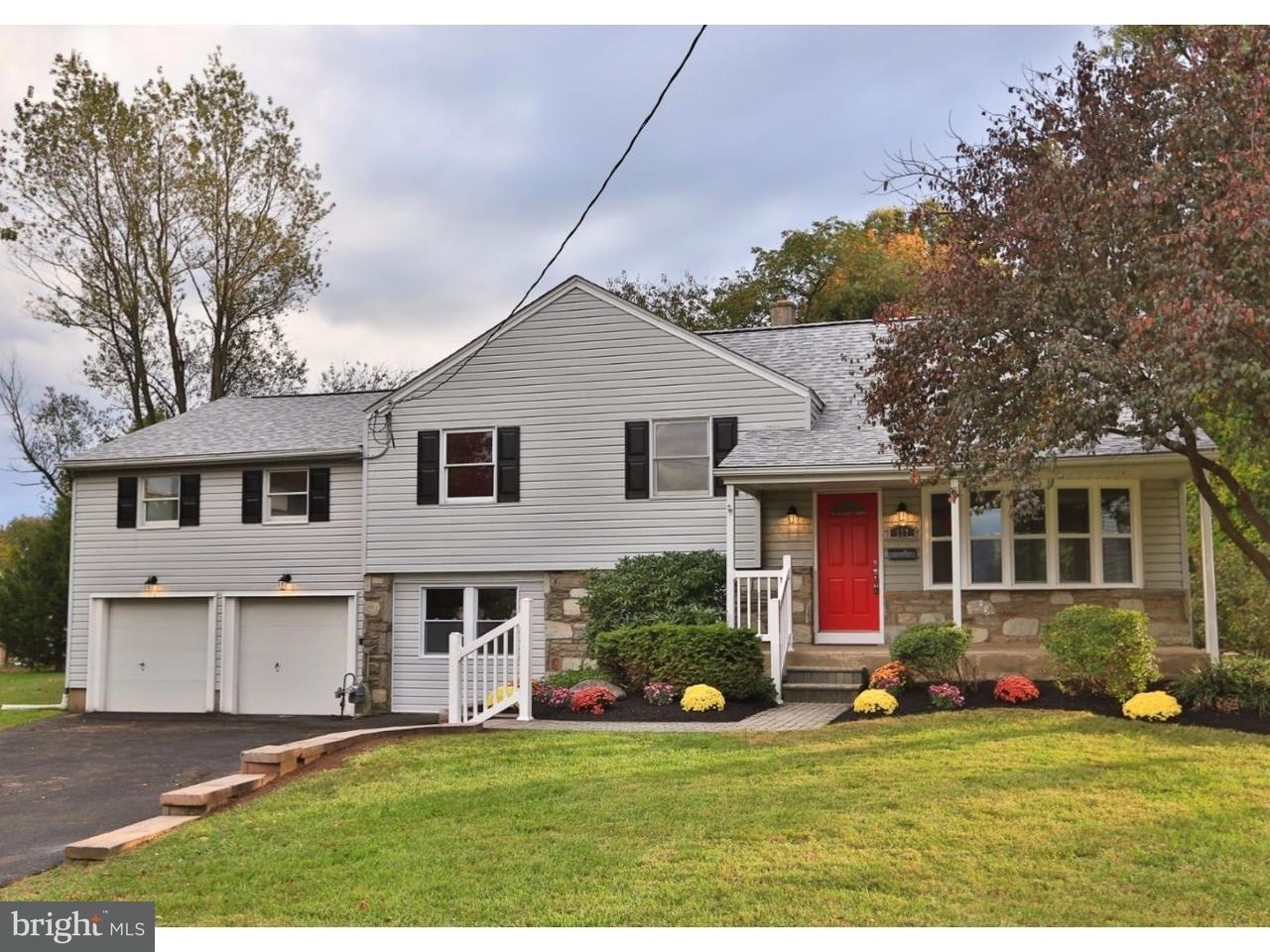 Maison unifamiliale pour l Vente à 117 PARKWAY Road Hatboro, Pennsylvanie 19040 États-Unis