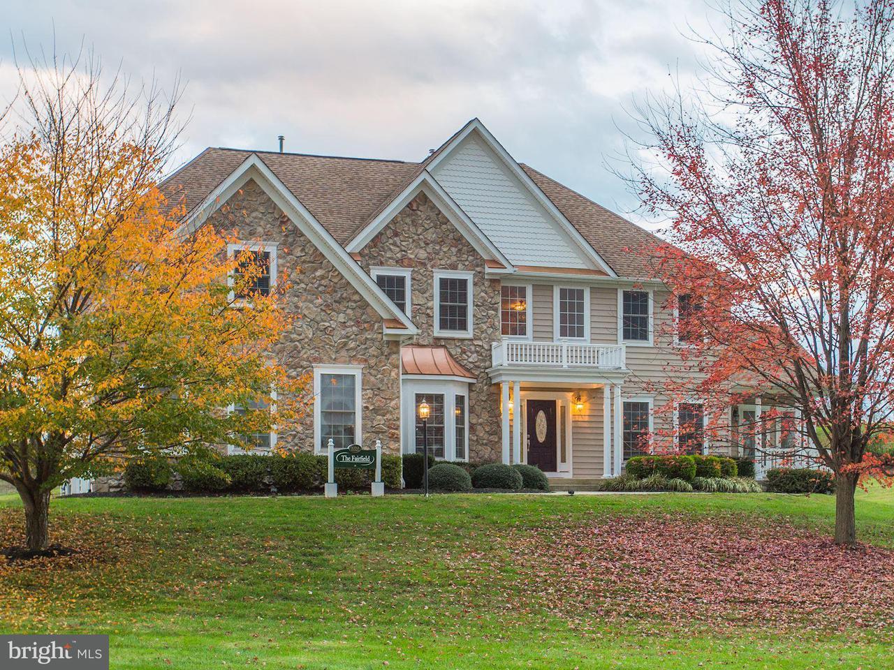Casa Unifamiliar por un Venta en 10314 LIMESTONE Avenue 10314 LIMESTONE Avenue Culpeper, Virginia 22701 Estados Unidos