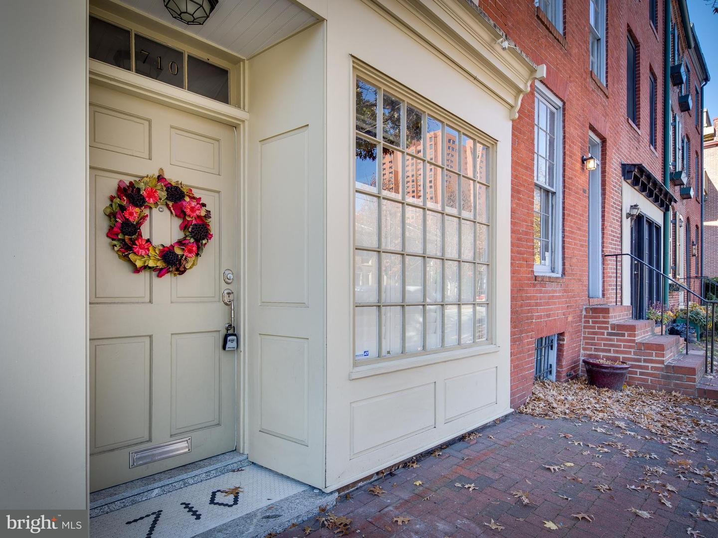Single Family for Sale at 710 Hanover St S Baltimore, Maryland 21230 United States