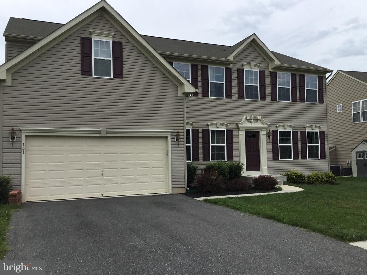 Single Family Home for Sale at 131 ANDOVER BRANCH Road Clayton, Delaware 19938 United States