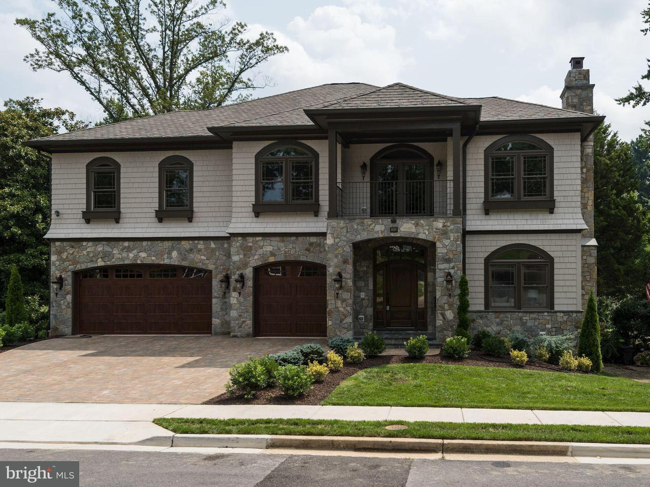 Eensgezinswoning voor Verkoop een t 4628 38TH ST N 4628 38TH ST N Arlington, Virginia 22207 Verenigde Staten