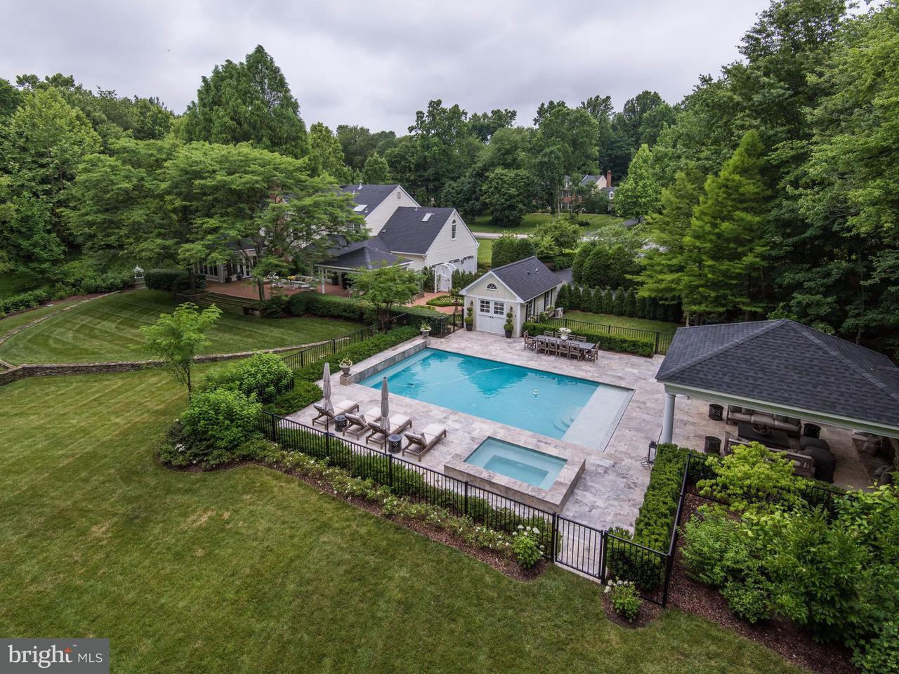 獨棟家庭住宅 為 出售 在 6195 Freds Oak Road 6195 Freds Oak Road Fairfax Station, 弗吉尼亞州 22039 美國