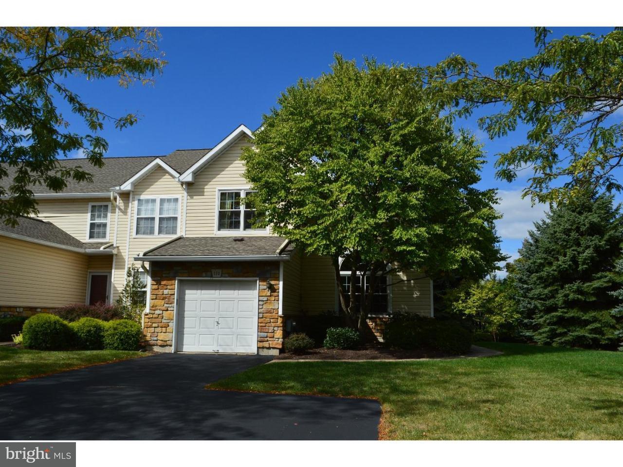 Maison accolée pour l à louer à 110 GLENEAGLES Drive Blue Bell, Pennsylvanie 19422 États-Unis