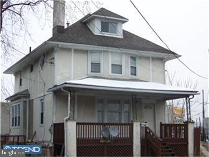 Частный односемейный дом для того Аренда на 1205 GRANT Avenue Haddon Township, Нью-Джерси 08107 Соединенные Штаты