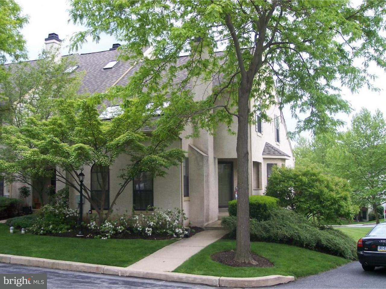 Townhouse for Rent at 3006 CORNELL Court Newtown Square, Pennsylvania 19073 United States