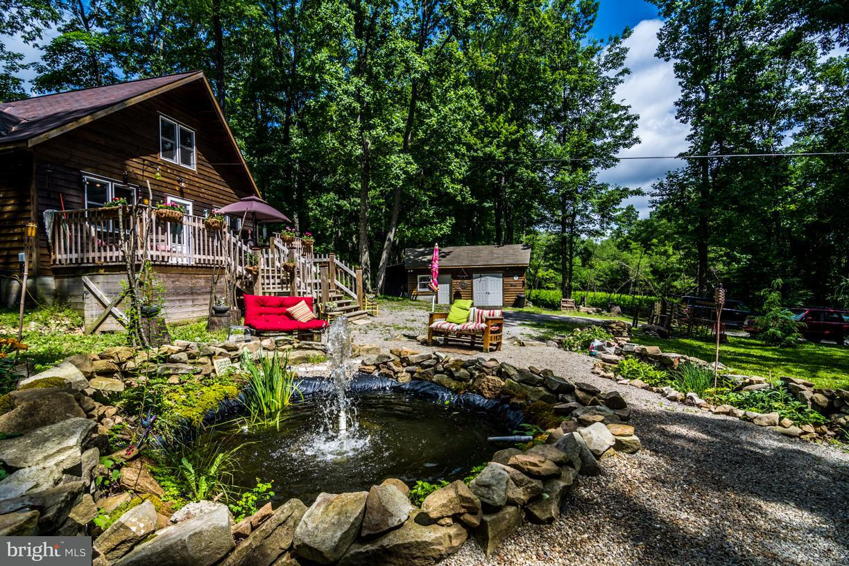 Single Family for Sale at 535 Acres Of Whitetail Dr Bruceton Mills, West Virginia 26525 United States