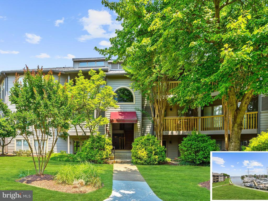 7028  CHANNEL VILLAGE COURT  202, Annapolis in ANNE ARUNDEL County, MD 21403 Home for Sale