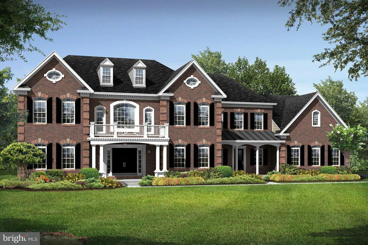 Casa Unifamiliar por un Venta en TACKHOUSE Trail TACKHOUSE Trail Centreville, Virginia 20120 Estados Unidos