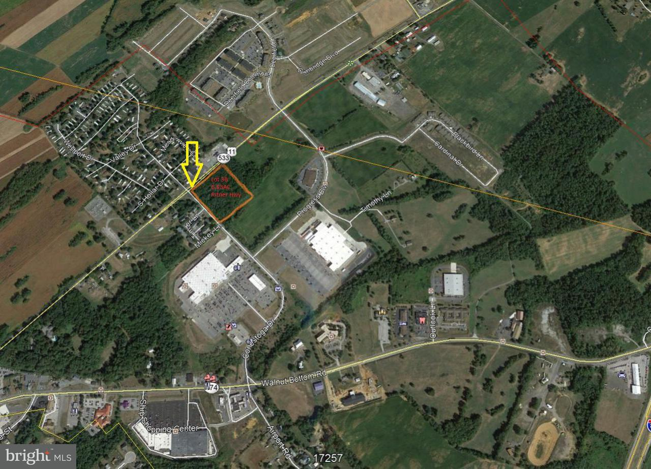 Land for Sale at RITNER HWY RITNER HWY Shippensburg, Pennsylvania 17257 United States