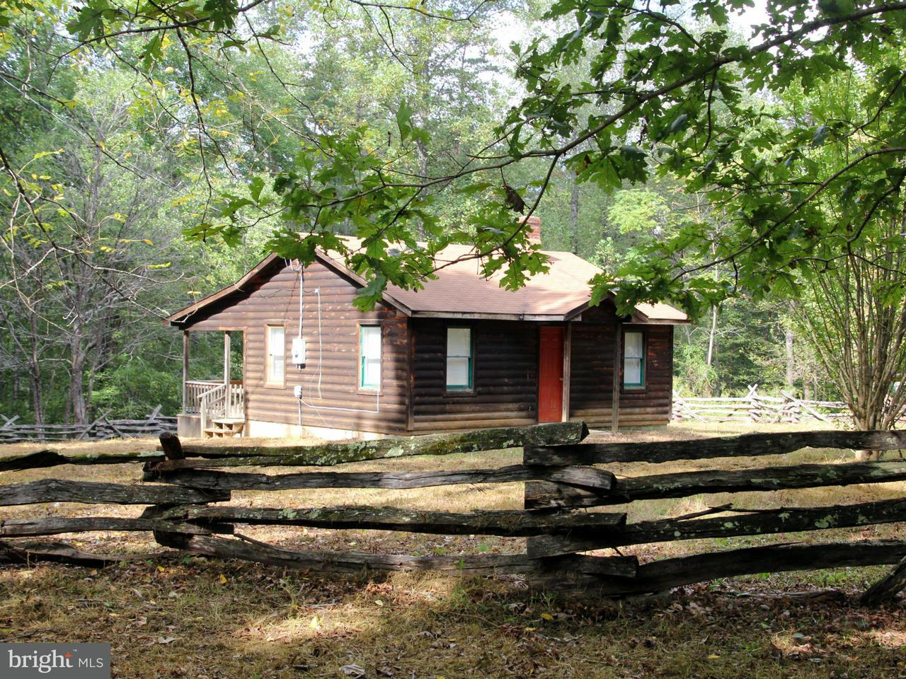 Single Family Home for Sale at 1567 Mitchell Mtn Road 1567 Mitchell Mtn Road Haywood, Virginia 22722 United States