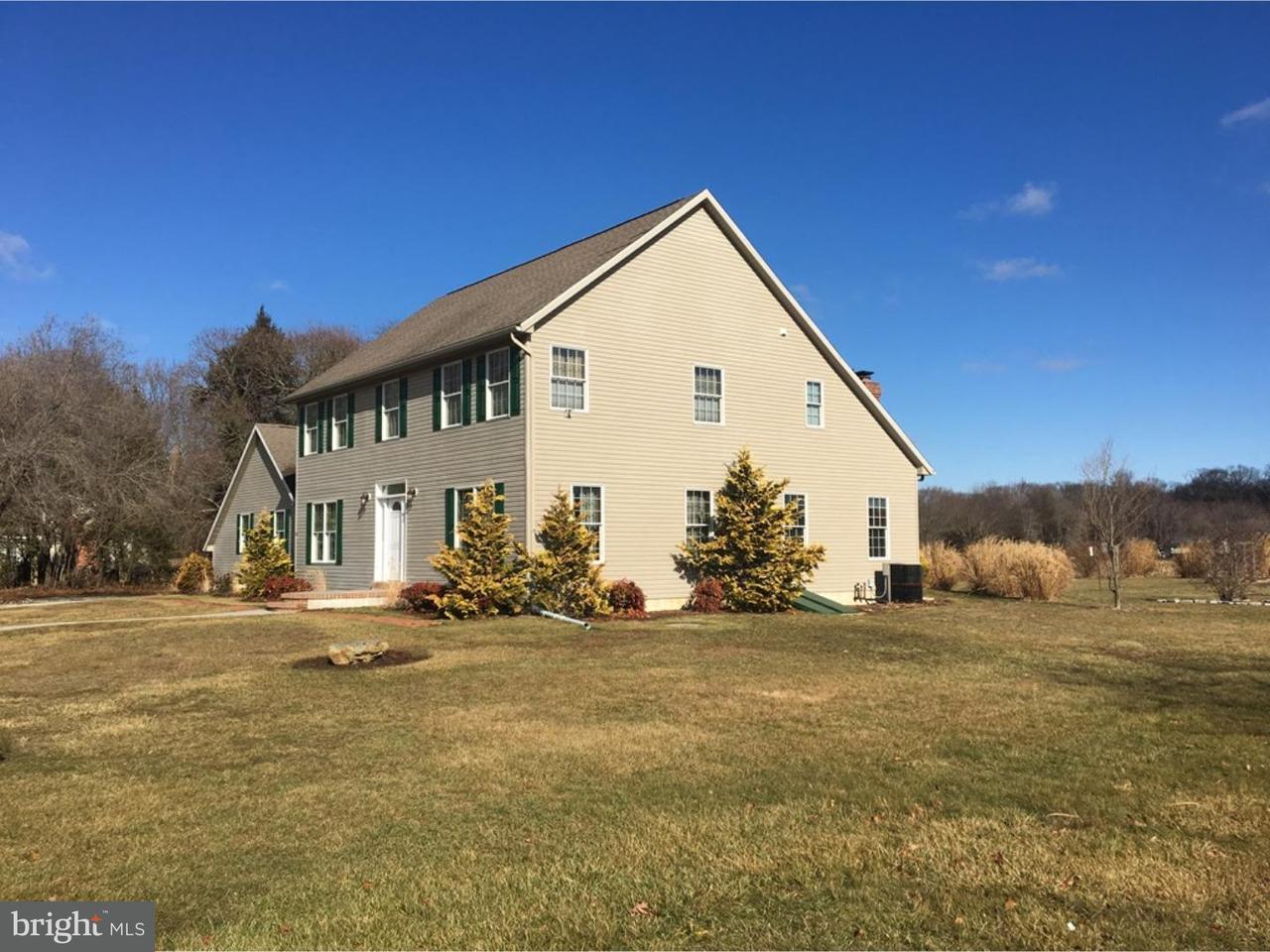 Maison unifamiliale pour l Vente à 1225 ELK Road Monroeville, New Jersey 08343 États-Unis