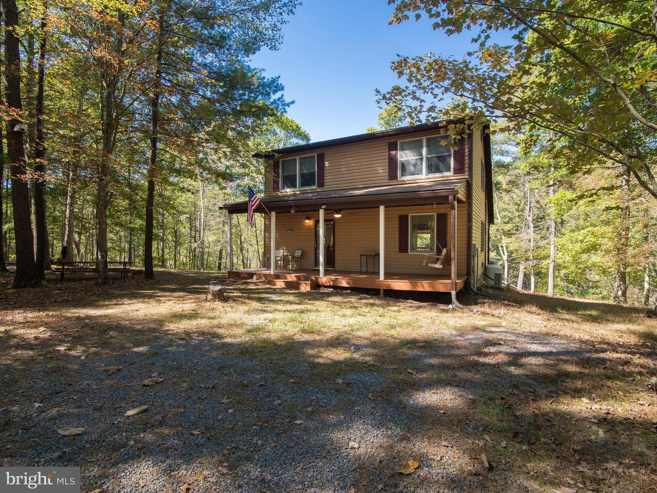 Single Family for Sale at 835 River Bend Dr Paw Paw, West Virginia 26817 United States