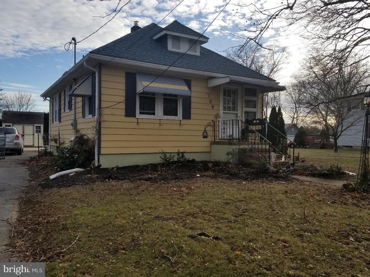独户住宅 为 出租 在 109 RENA Street Newfield, 新泽西州 08344 美国