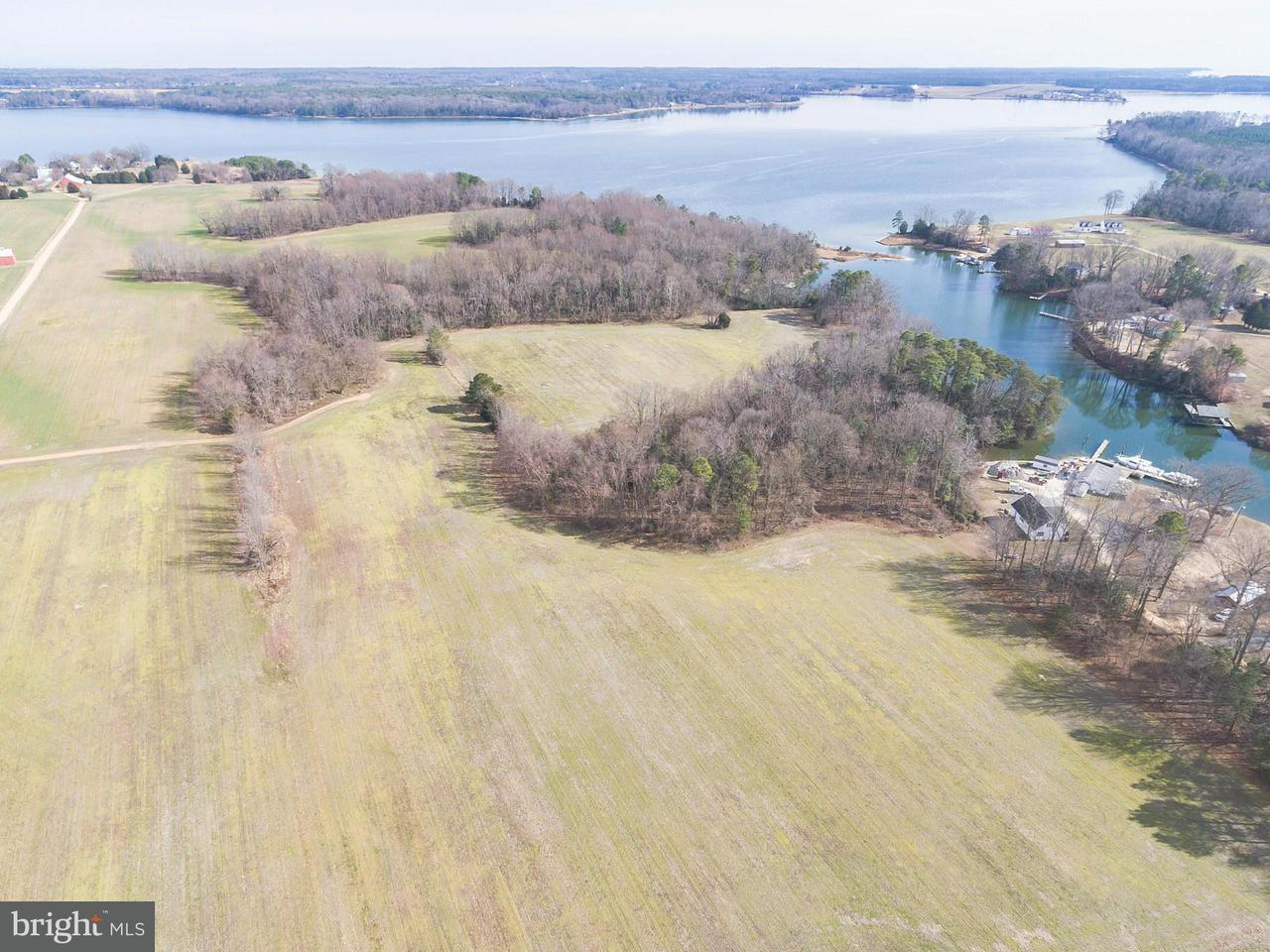 Land for Sale at Windmill Point Road Windmill Point Road Drayden, Maryland 20630 United States