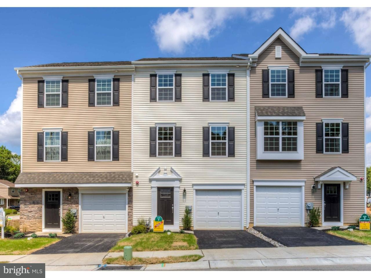Townhouse for Sale at Lot #8 FARADAY Court Morton, Pennsylvania 19070 United States