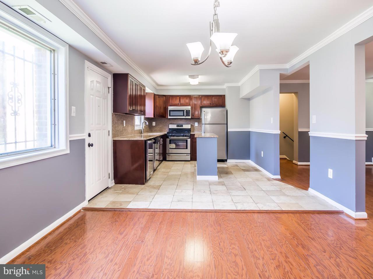 Single Family for Sale at 18 Danbury St SW #18 Washington, District Of Columbia 20032 United States