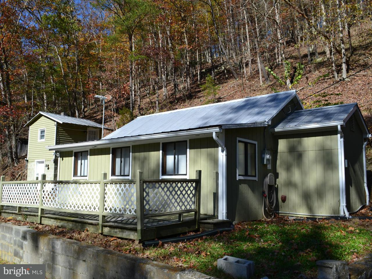 Single Family for Sale at 3197 Capon Springs Road-Rt #16 Capon Springs, West Virginia 26823 United States