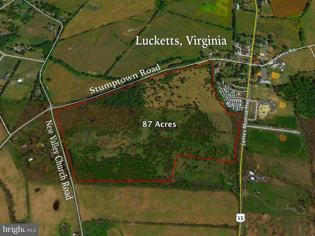 Land voor Verkoop een t NOT ON FILE NOT ON FILE Leesburg, Virginia 20176 Verenigde Staten