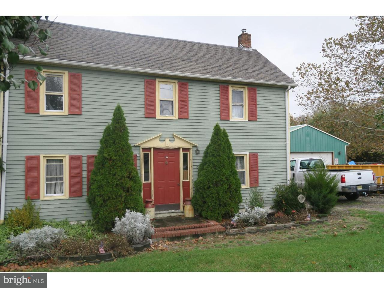 Частный односемейный дом для того Продажа на 6 BUNTING BRIDGE Road Cookstown, Нью-Джерси 08511 Соединенные Штаты
