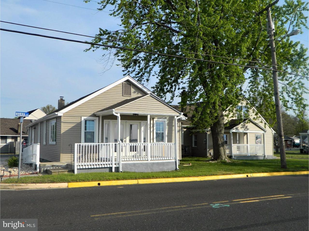 Maison unifamiliale pour l à louer à 62 RIVIERA Drive Pennsville, New Jersey 08070 États-Unis