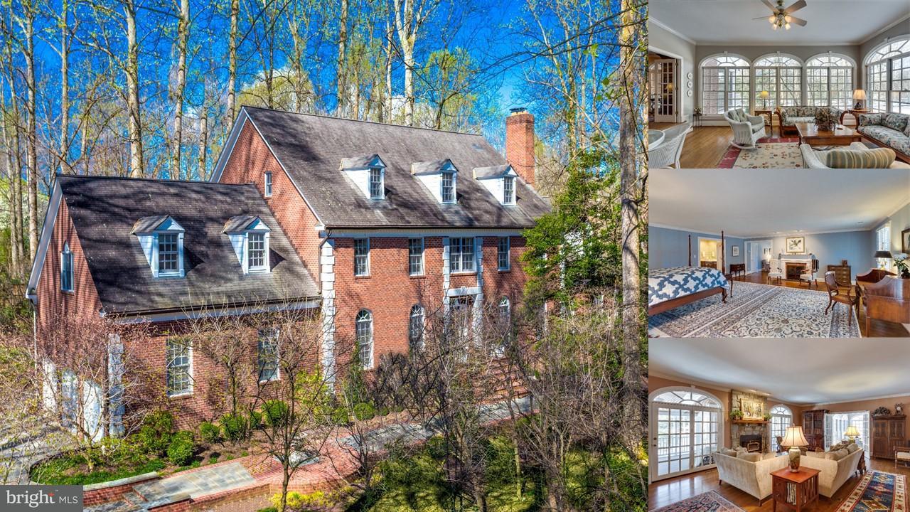 獨棟家庭住宅 為 出售 在 3008 WEBER Place 3008 WEBER Place Oakton, 弗吉尼亞州 22124 美國