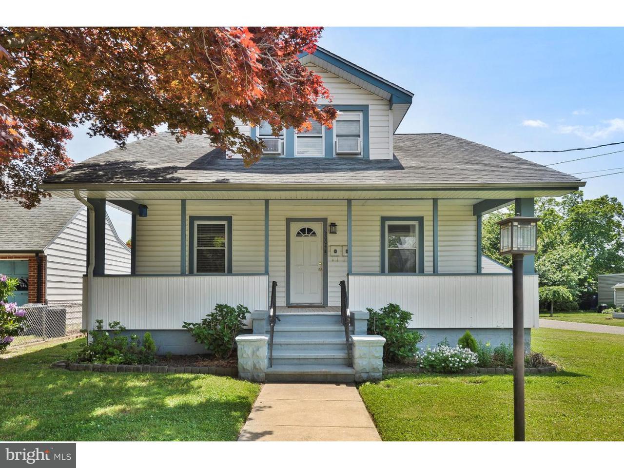 Частный односемейный дом для того Аренда на 2004 WAYNE Avenue Haddon Heights, Нью-Джерси 08035 Соединенные Штаты