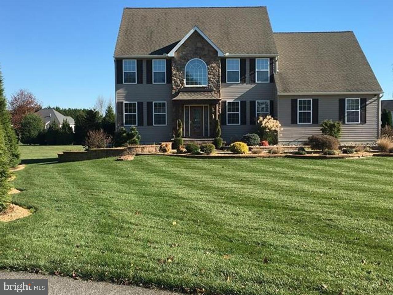 Tek Ailelik Ev için Satış at 76 GEORGE PATRICK Drive Clayton, Delaware 19938 Amerika Birleşik Devletleri