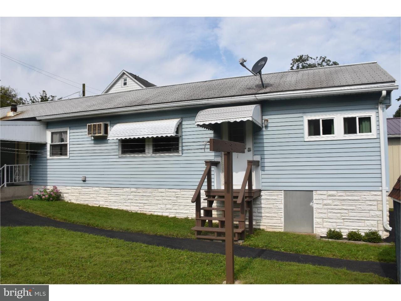 Single Family Home for Rent at 7 SCHUMACHER Avenue Schuylkill Haven, Pennsylvania 17972 United States