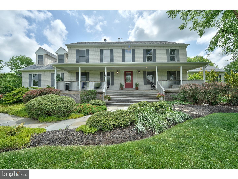 Einfamilienhaus für Verkauf beim 128 PADDOCK Drive Columbus, New Jersey 08022 Vereinigte Staaten