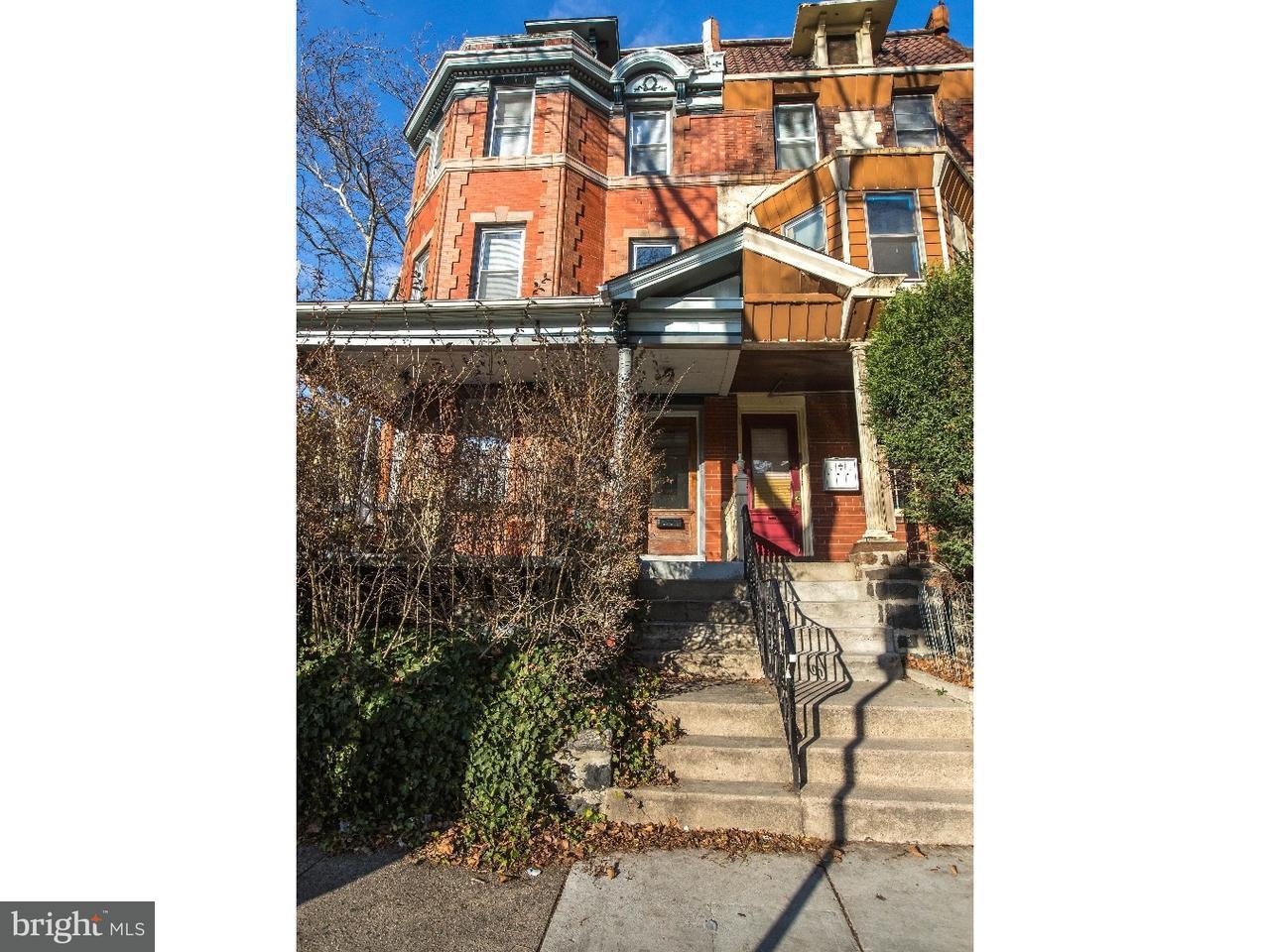 Quadraplex pour l Vente à 5049 SPRUCE Street Philadelphia, Pennsylvanie 19139 États-Unis