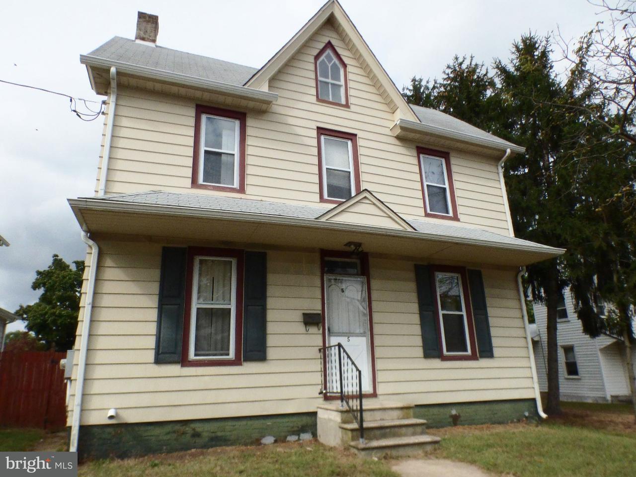 独户住宅 为 出租 在 5 N BROADWAY Pennsville, 新泽西州 08070 美国