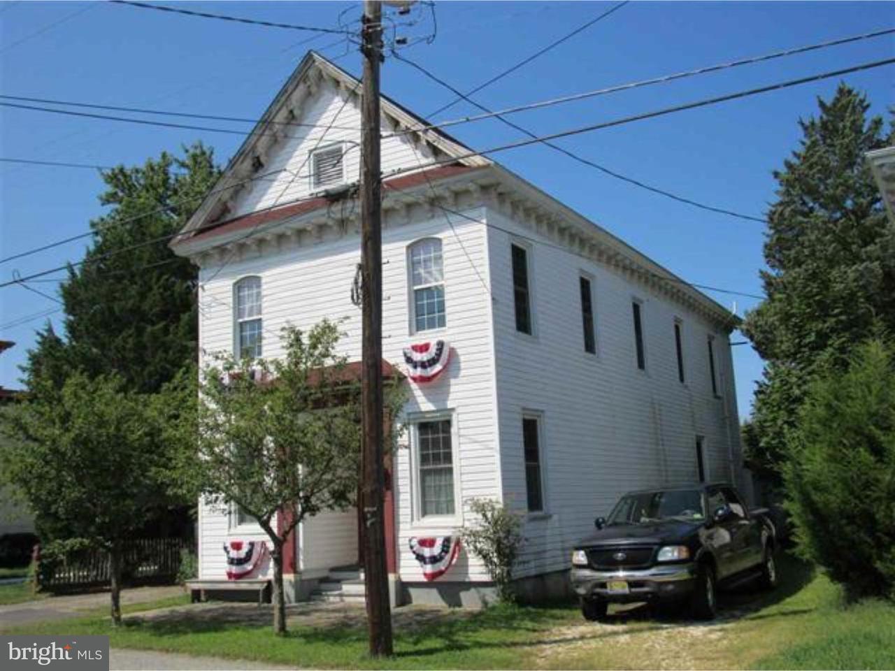 Частный односемейный дом для того Продажа на 1207 FRONT Street Mauricetown, Нью-Джерси 08329 Соединенные Штаты