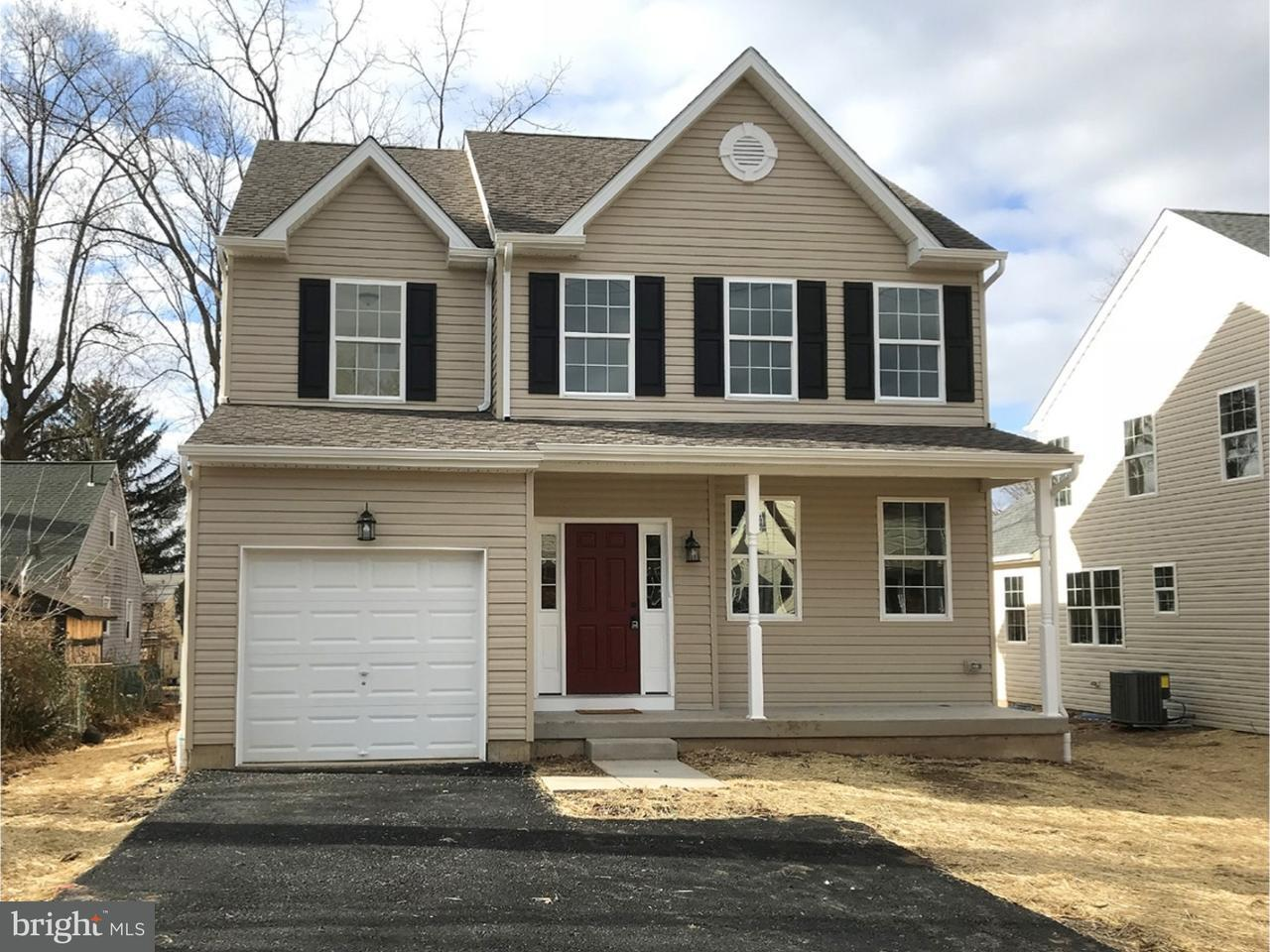 Single Family Home for Sale at 335 LANCASTER Avenue Hatboro, Pennsylvania 19040 United States