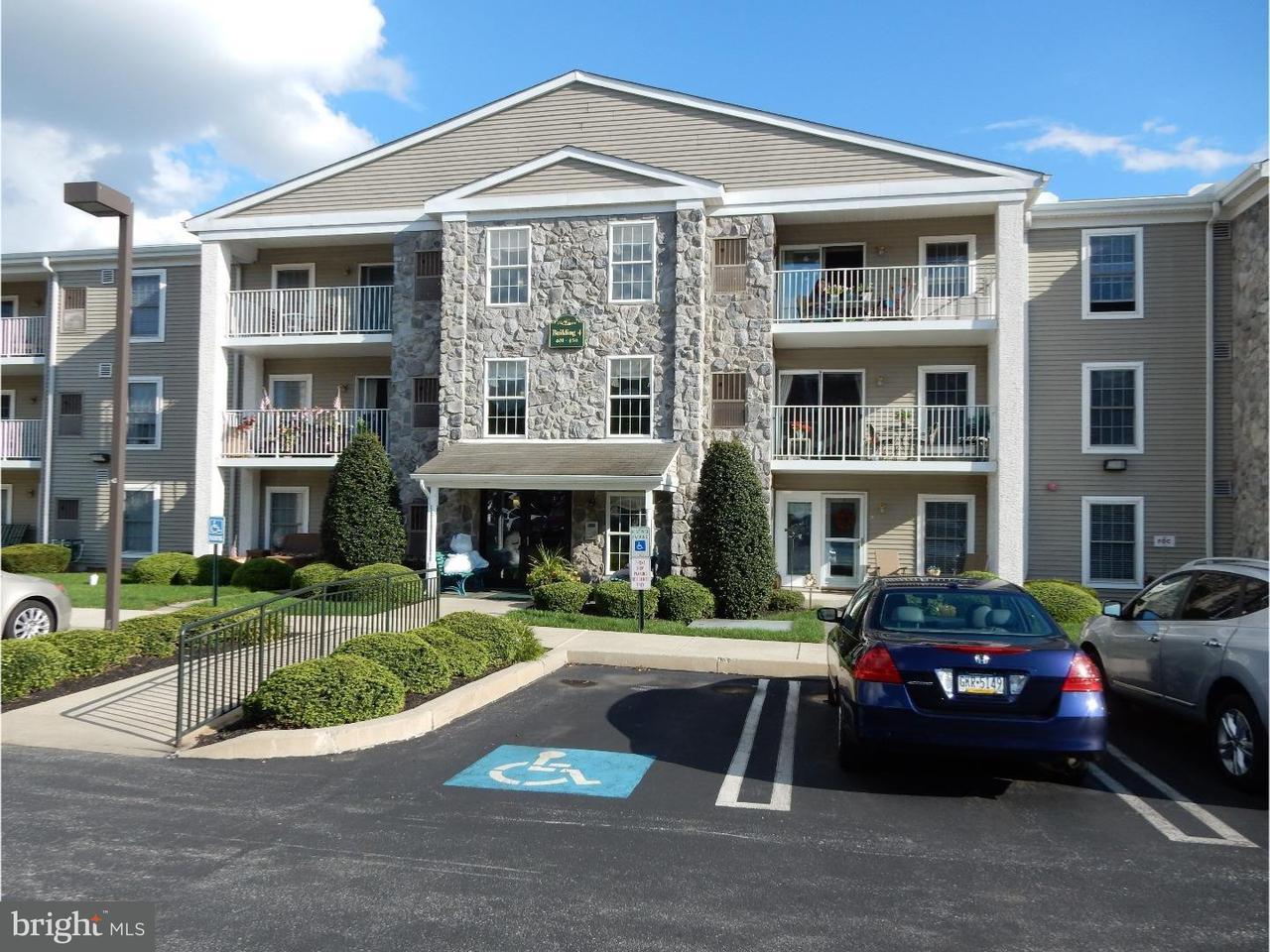 共管式独立产权公寓 为 销售 在 436 BRANDON Road Jeffersonville, 宾夕法尼亚州 19403 美国