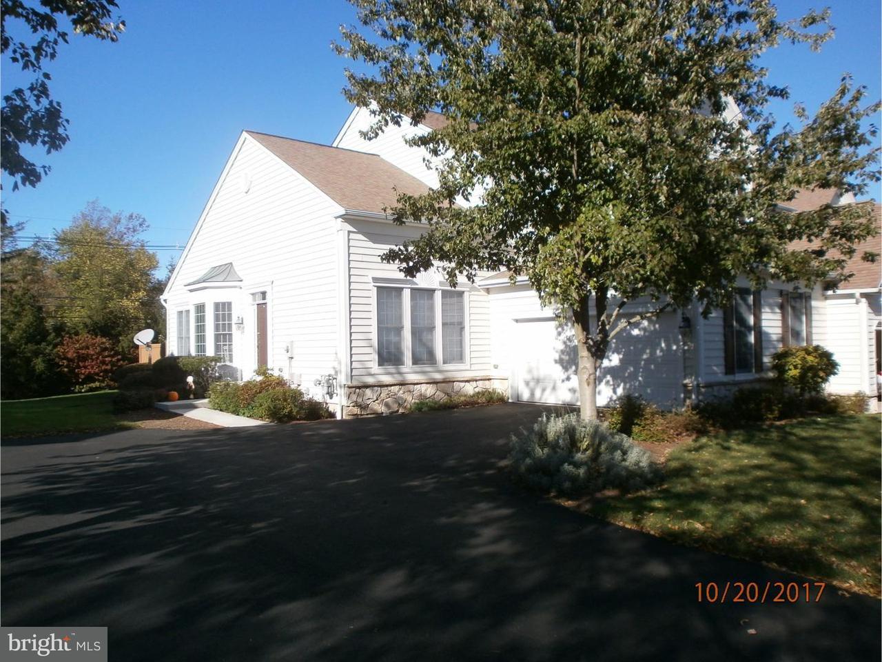联栋屋 为 出租 在 33 TREWBRIDGE Court 普林斯顿, 新泽西州 08540 美国在/周边: Princeton