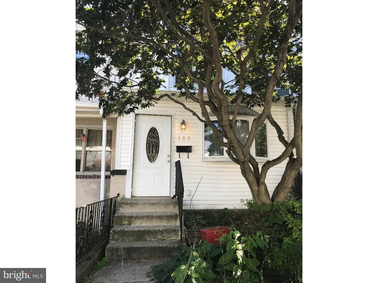 联栋屋 为 出租 在 102 E MADISON Avenue Clifton Heights, 宾夕法尼亚州 19018 美国