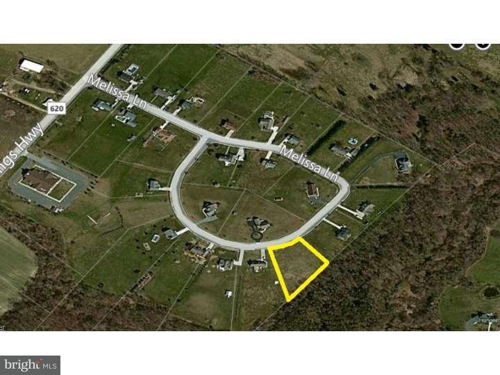 Частный односемейный дом для того Продажа на MELISSA Lane Woodstown, Нью-Джерси 08098 Соединенные Штаты