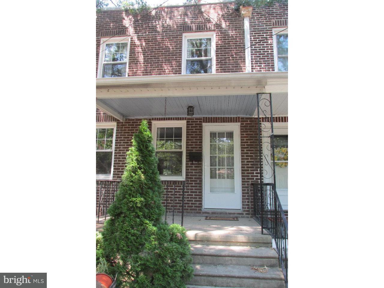 Casa unifamiliar adosada (Townhouse) por un Alquiler en 115 WESLEY Avenue Collingswood, Nueva Jersey 08108 Estados Unidos